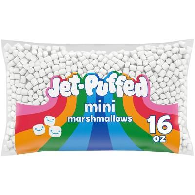 Kraft Jet-Puffed Mini Marshmallows - 16oz