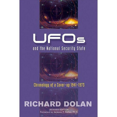 UFOs and the National Security State - by  Richard M Dolan (Paperback) - image 1 of 1