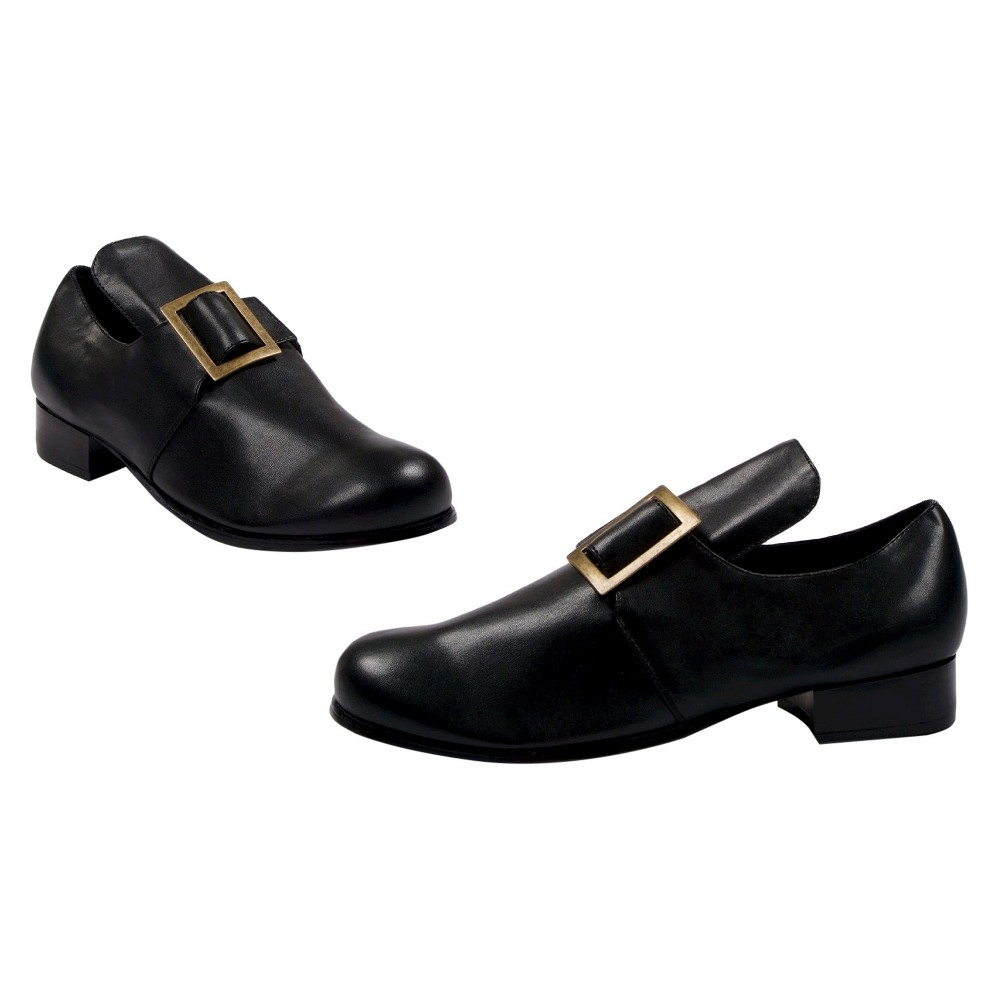 Image of Halloween Samuel Men's Shoes Black Costume - Small