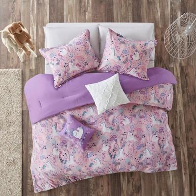 Laila Cotton Printed Comforter Set