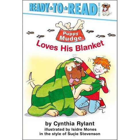 Puppy Mudge Loves His Blanket - by  Cynthia Rylant (Hardcover) - image 1 of 1