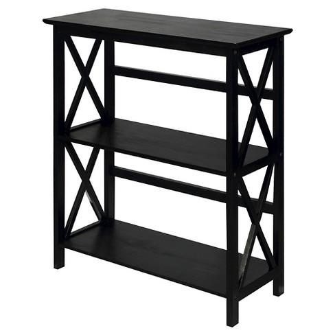 "34"" 3-Shelf Bookcase - Flora Home - image 1 of 4"