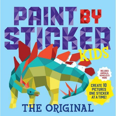 Paint by Sticker Kids (Paperback)