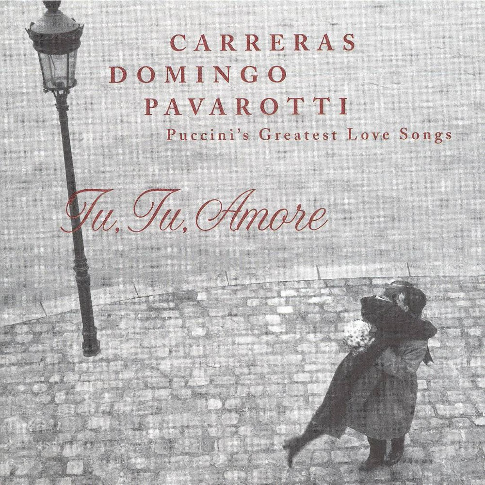 Jose Carreras - Tu Tu Amore:Puccini's Greatest Love S (CD)