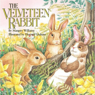 The Velveteen Rabbit - (Reading Railroad Books)by Margery Williams (Paperback)
