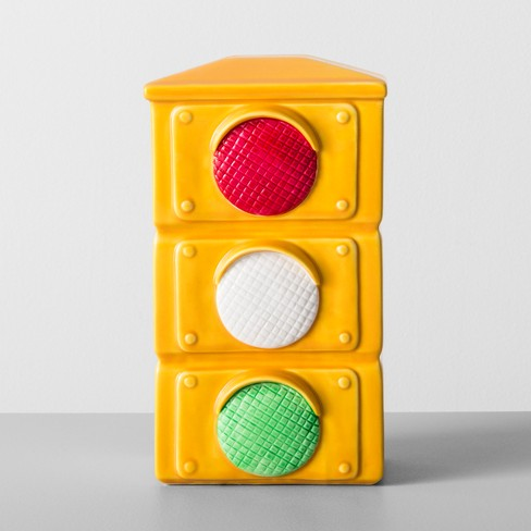 Stoplight Nightlight - Pillowfort™ - image 1 of 3