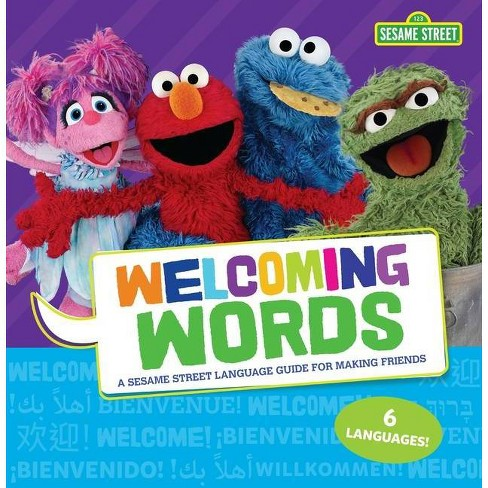 Welcoming Words - by  J P Press (Paperback) - image 1 of 1