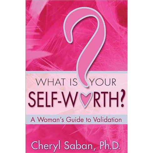 What Is Your Self-Worth? - by  Cheryl Saban (Paperback) - image 1 of 1