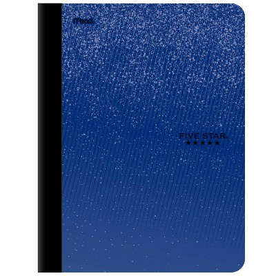 Five Star Wide Ruled Composition Notebook 100 Pages