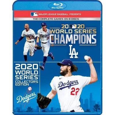 MLB: 2020 World Series Los Angeles Dodgers (Blu-ray)(2021)