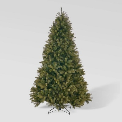 7ft Mixed Spruce Unlit Full Artificial Christmas Tree - Christopher Knight Home