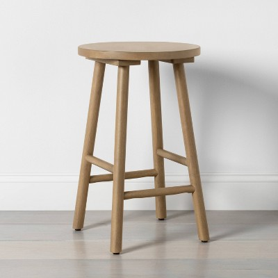Shaker Counter Stool Natural - Hearth & Hand™ with Magnolia