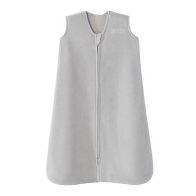 Halo Sleepsack Wearable Blanket Micro Fleece Newborn - Gray