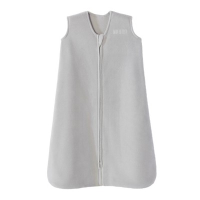 Halo Innovations SleepSack Wearable Blanket Micro Fleece - Gray Newborn