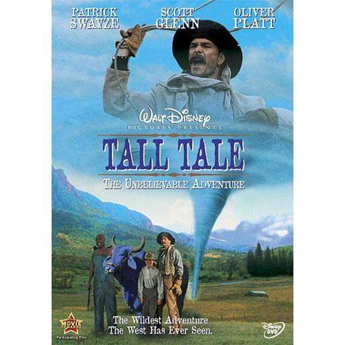 Tall Tale: The Unbelievable Adventures Of Pecos Bill (DVD) - image 1 of 1