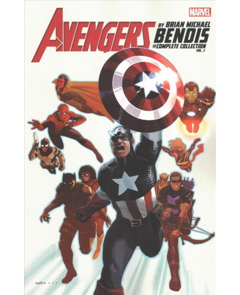 Avengers by Brian Michael Bendis: The Complete Collection 2 (Paperback) - image 1 of 1
