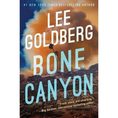 Bone Canyon - (Eve Ronin) by  Lee Goldberg (Paperback)