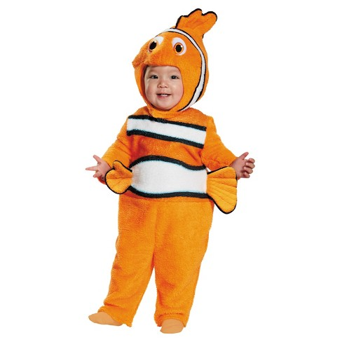 Baby Boys' Nemo Prestige Costume 12-18M - Disguise - image 1 of 1