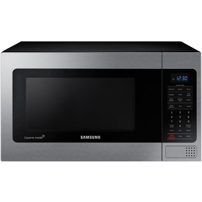 Samsung MG11H2020CT 1.1 Cu Ft Countertop Microwave Oven (Manufacturer Refurbished)