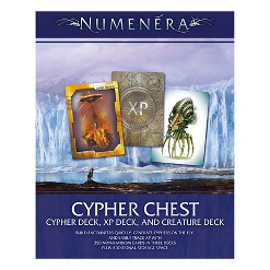 Numenera Card Game The Strange Cypher Chest Deck