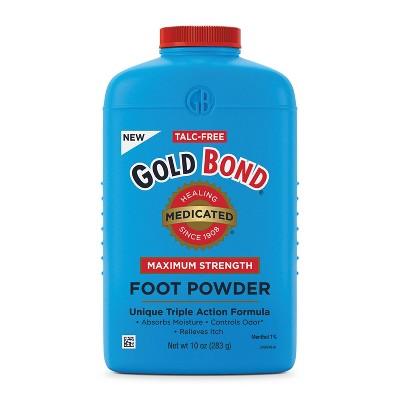 Gold Bond Medicated Foot Powder - 10oz