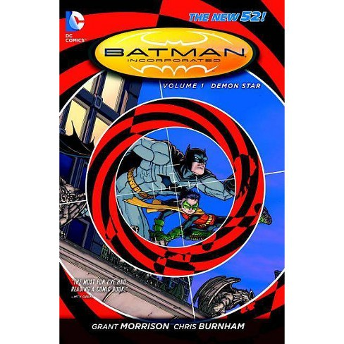 Demon Star - (Batman Incorporated) by  Grant Morrison (Paperback) - image 1 of 1