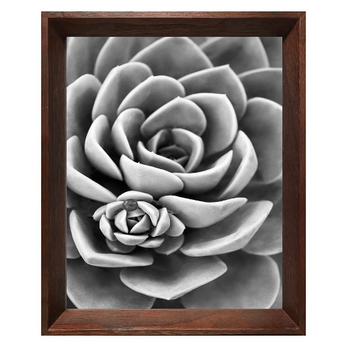 "8"" x 10"" Wood Table Frame Walnut - Threshold™ - image 1 of 4"