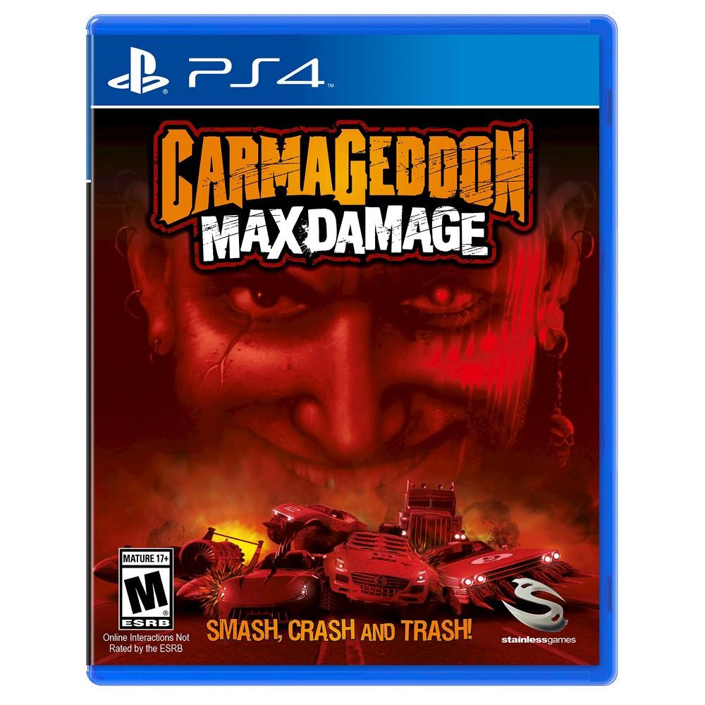 Carmageddon: Max Damage PlayStation 4