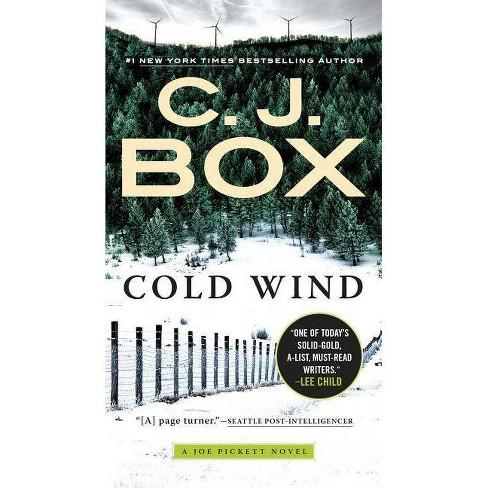Cold Wind - (Joe Pickett Novels) by  C J Box (Paperback) - image 1 of 1