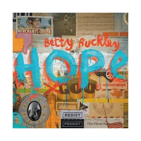 Betty Buckley - Hope (CD) - image 1 of 1