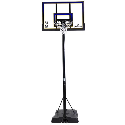 "Spalding NBA 44"" Polycarbonate Portable Backboard"