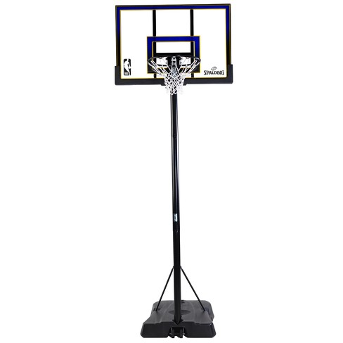 "Spalding NBA 44"" Polycarbonate Portable Backboard - image 1 of 7"