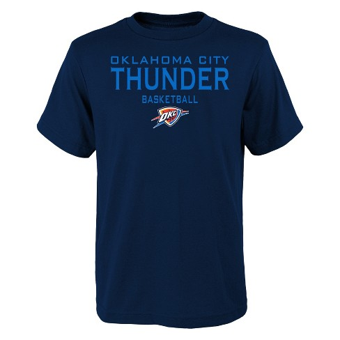 NBA Oklahoma City Thunder Boys' Athleisure T-Shirt - image 1 of 1