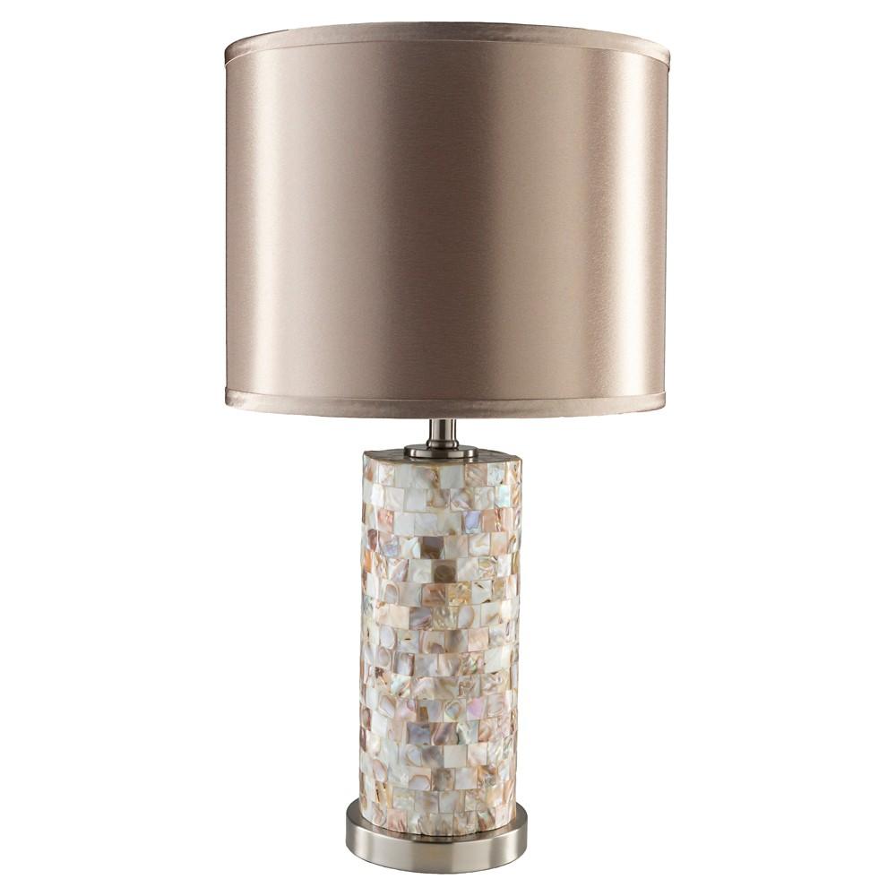 Arott Table Lamp Brown (Lamp Only) - Surya