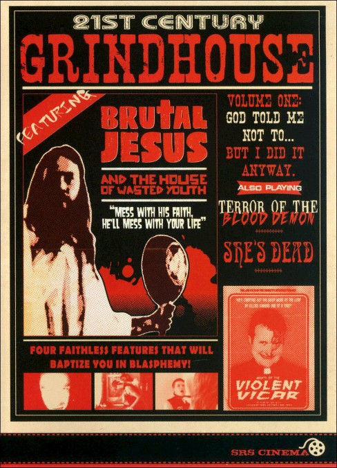 21st Century Grindhouse:Vol 1 God Tol (DVD) - image 1 of 1