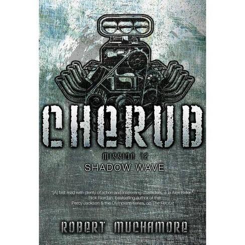 Shadow Wave - (Cherub (Hardcover)) by  Robert Muchamore (Hardcover) - image 1 of 1