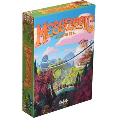 Z-Man Games Mesozoic Board Game