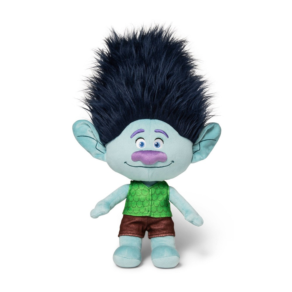Image of Trolls World Tour Branch Cuddle Pillow
