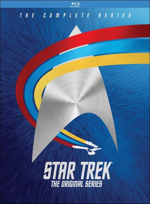 Star Trek The Original Series: The Complete Series (Epik Pack, Blu-ray) - image 1 of 1