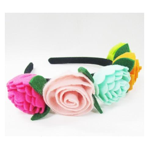 Felt Floral Headband Spritz Target