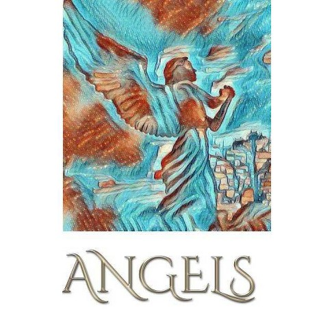 Angel drawing Journal - by  Sir Michael (Paperback) - image 1 of 1