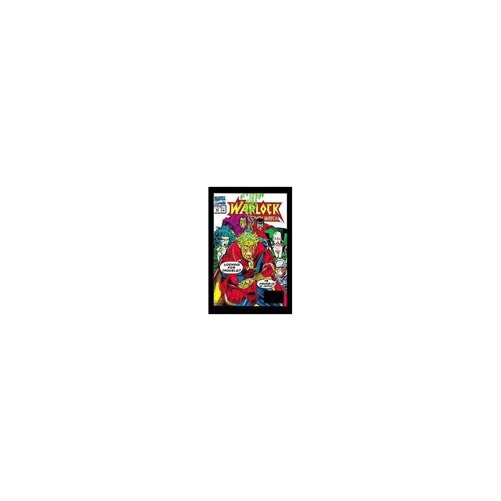 Infinity Watch 2 (Paperback) (Jim Starlin & Richard Ashford & John Arcudi & Evan Skolnick)