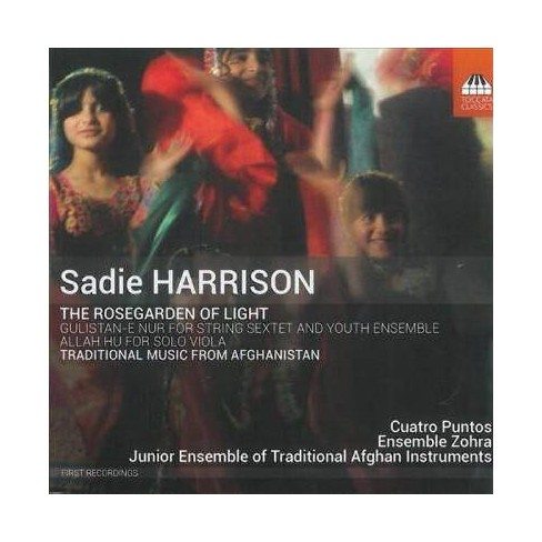 Junior Ensemble Of Traditional Afghan Instruments - Harrison: The Rosegarden of Light (CD) - image 1 of 1