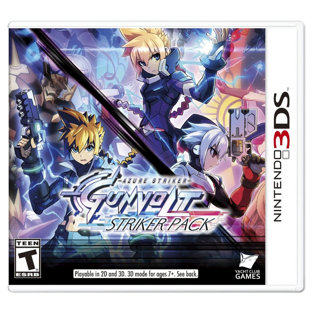 Azure Striker Gunvolt: Striker Pack Nintendo 3DS
