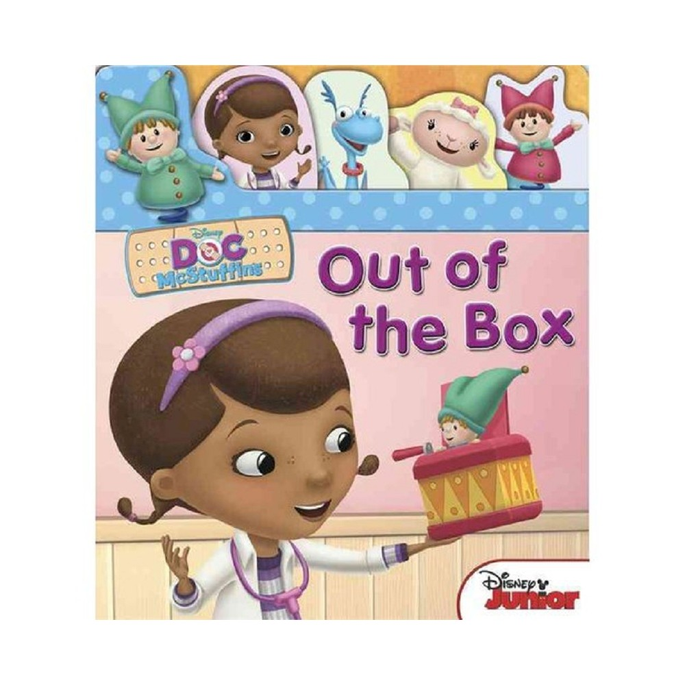 Out of the Box (Board) by Marcy Kelman