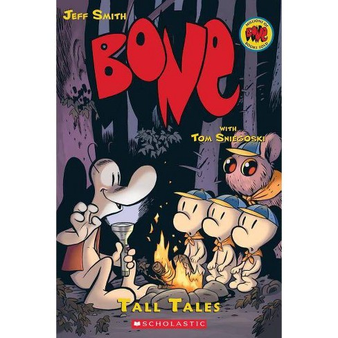 Tall Tales (Bone Prequel) - (Bone Reissue Graphic Novels (Paperback)) by  Tom Sniegoski (Paperback) - image 1 of 1