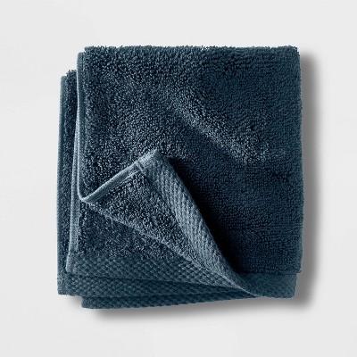 Organic Washcloth Navy - Casaluna™