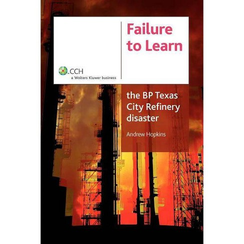 Failure to Learn - by  Andrew Hopkins (Paperback) - image 1 of 1