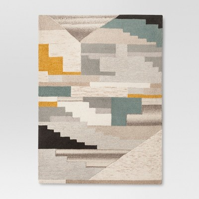 5'x7' Abstract Tufted Area Rug - Project 62™