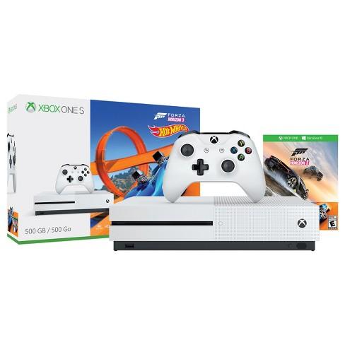 d83e6b668ed Xbox One S 500GB Forza Horizon 3 Hot Wheels Bundle   Target